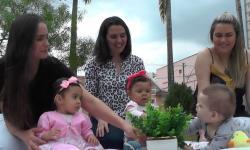 'Hora do Mamaço', evento de conscientização sobre a amamentação, reunirá mães e profissionais da saúde em Caratinga