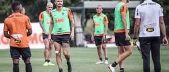 Defesa vai mal, e Atlético perde para o líder Flamengo no Maracanã