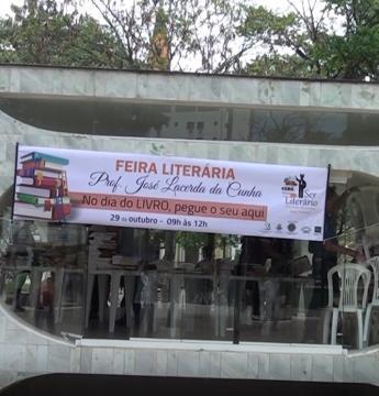 4ª Edição da Feira Literária de Caratinga recebe grande público