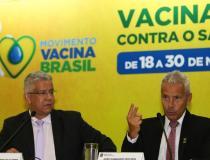 Saúde busca imunizar mais de 9 milhões de jovens contra o sarampo