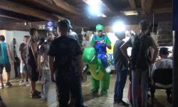 Evento de jogos eletrônicos reúne grande público em Caratinga