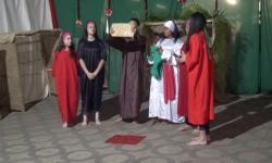 Escola Josefina Vieira realiza Cantata de Natal