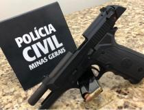 PC abre inquérito por tentativa de homicídio de prefeito de Ubaporanga contra Presidente da Câmara