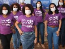 Prefeitura de Caratinga promove live para a campanha agosto lilás