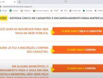 CARATINGA INICIA PERÍODO DE CADASTRAMENTO ESCOLAR PARA A REDE PÚBLICA
