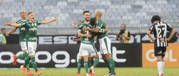 'Carrasco' decide, Atlético perde para Palmeiras no Mineirão e deixa liderança do Brasileiro
