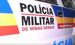 Proprietário e funcionário de elétrica no centro de Caratinga são presos suspeitos de ligação com o tráfico de drogas.