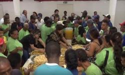 Dia do Gari: Prefeitura de Caratinga organiza café da manhã e homenagem aos profissionais de limpeza.