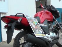 Apae faz entrega de moto zero quilômetro da promoção Ação Solidária de São João