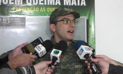 Polícia Militar do Meio Ambiente faz alerta sobre queimadas no período de estiagem