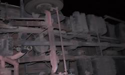 Carreta tomba ao desviar de veículo de passeio na BR 116, sentido Caratinga – Ubaporanga