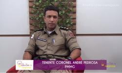 Talentos e Negócios com Tenente Coronel André Pedrosa
