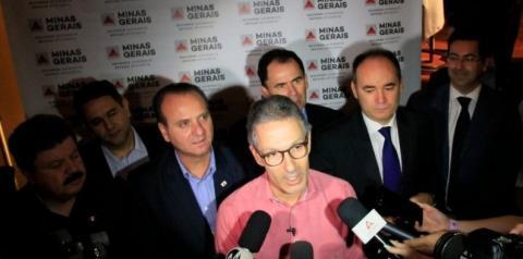 Romeu Zema participa do lançamento da rede 5G em Minas