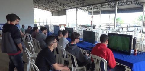 AABB de Caratinga realiza campeonato do jogo Fifa