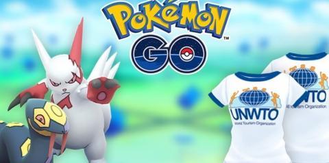 Pokémon GO terá evento de Dia do Turismo a partir de quinta (26)