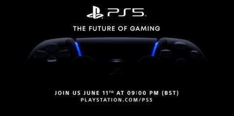 Evento do PS5 é confirmado para dia 11 de junho