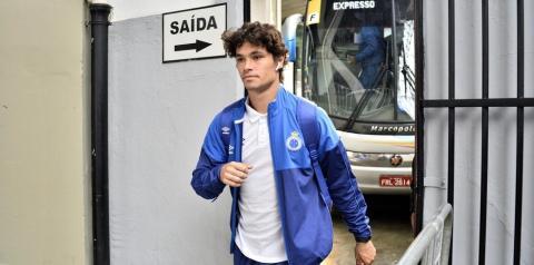 Cruzeiro x Sampdoria: Caso envolvendo lateral Dodô está entregue à Fifa desde janeiro