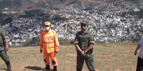 Parceria entre Prefeitura, Corpo de Bombeiros Militares e Polícia Militar do Meio Ambiente busca prevenir queimadas