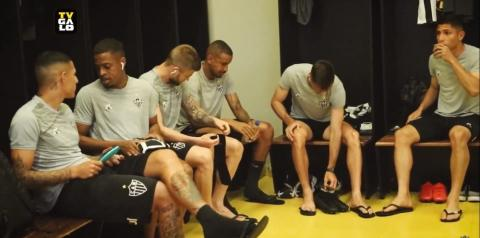 Amigos próximos, ritual de Victor, fé dos atletas: funcionários revelam bastidores do vestiário do Atlético-MG