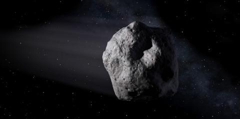 Asteroide passa bem perto da Terra nesta quinta-feira (24)