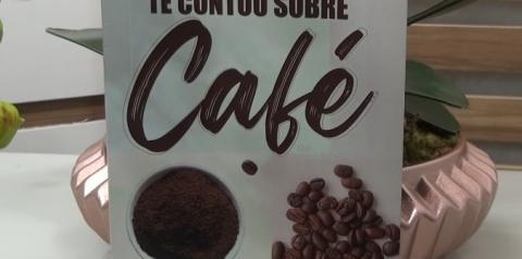 Livro fala sobre produção de café e orienta sobre restauração de fazendas cafeeiras