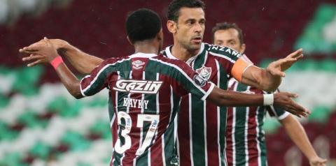 Fluminense e Atlético-MG se enfrentam pelo Brasileirão