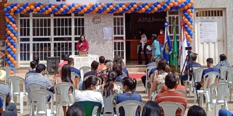 Faculdade AlfaUnipac é inaugurada em Vargem Alegre