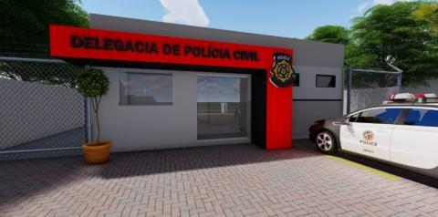 Polícia Civil de Ipanema ganhará novo prédio para instalação da delegacia