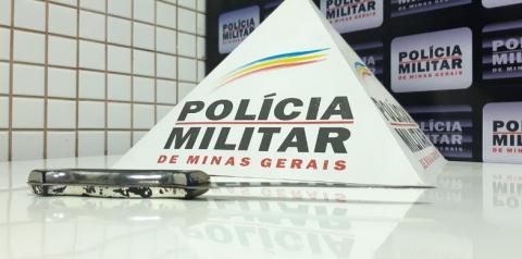 Mulher tem celular roubado e autor é preso em flagrante pela Polícia Militar em Caratinga