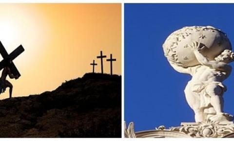 Via sacra, via crucis: o doloroso caminho da crucificação: uma versão pandêmica