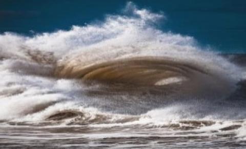 Como uma onda no mar