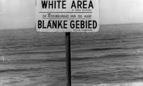 O Apartheid continua