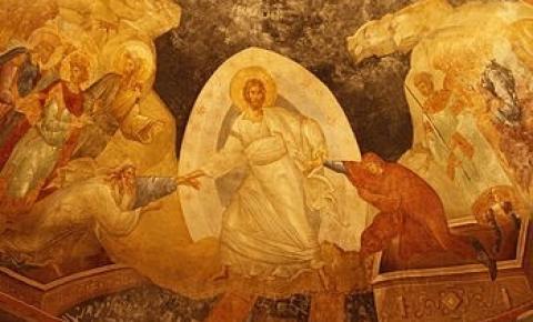 Missão heroica no sacrifício de Jesus Cristo