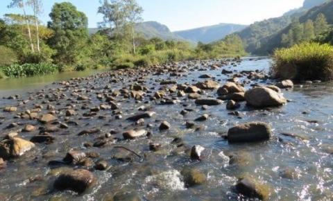 O homem, o rio e as pedras: uma metáfora da vida