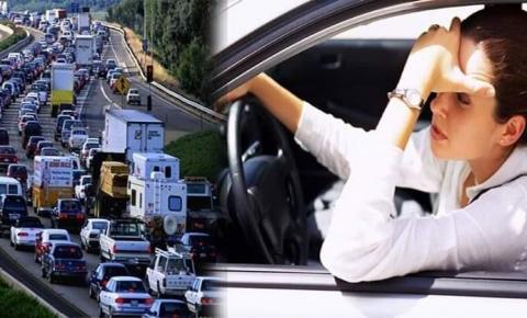 Agressividade humana e suas consequências no trânsito.