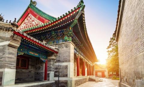 Pequim - 窗戶 Chuānghù