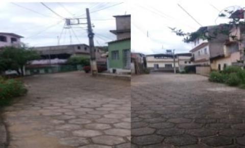 A rua do meio