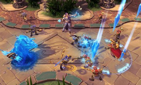 'Heroes of the storm' vai ter produção reduzida pela Blizzard