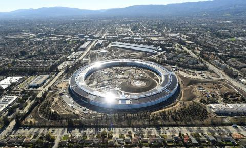 Apple construirá novo campus de US$1 bilhão em Austin, no Texas