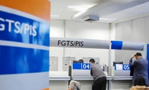 Começa nesta semana pagamento de R$ 500 por conta do FGTS