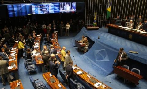 """Mesmo com pressão contrária, senadores assinam requerimento para instalação da CPI """"Lava Toga"""""""
