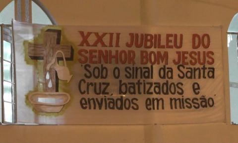 Encerramento do jubileu do Senhor Bom Jesus atrai centenas de fiéis para a Praça Marta Carli