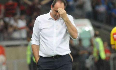 Cruzeiro demite Rogério Ceni após desgaste do técnico com jogadores