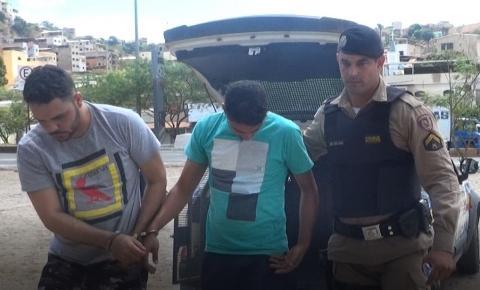 PM prende dois suspeitos e localiza 2kg de crack dentro de veículo em Ubaporanga
