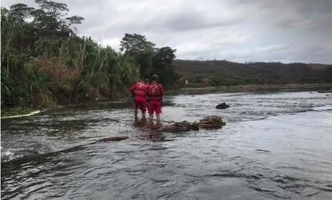 Corpo de jovem que se afogou tentando salvar garota no Rio Doce é encontrado