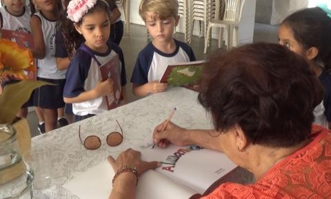 Escritora caratinguense Marilene Godinho lança livro infanto-juvenil