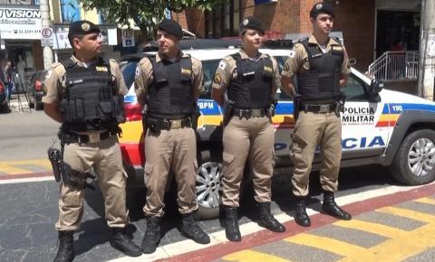 Polícia Militar de Caratinga arrecada presentes para crianças carentes da cidade