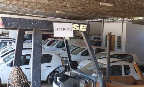 Leilão de automóveis da Prefeitura de Bom Jesus será no dia 6