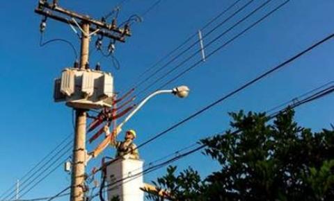 Cemig realizará obras de melhoria na rede elétrica do centro de Caratinga e fornecimento de energia será interrompido