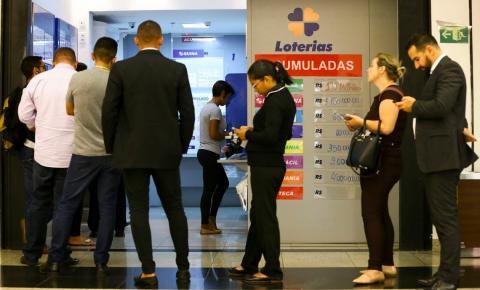 Mega-Sena deve pagar hoje prêmio de R$ 80 milhões